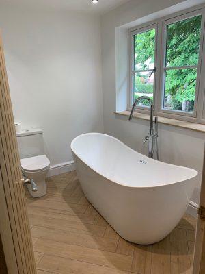 bathroom renovation hertfordshire