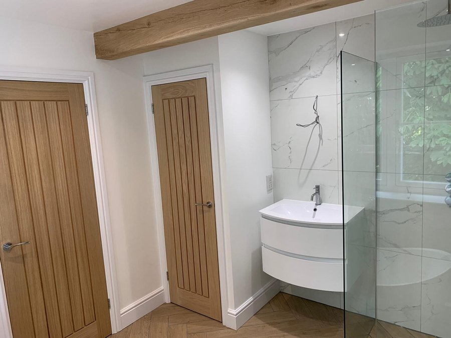bathroom renovation hertfordshire